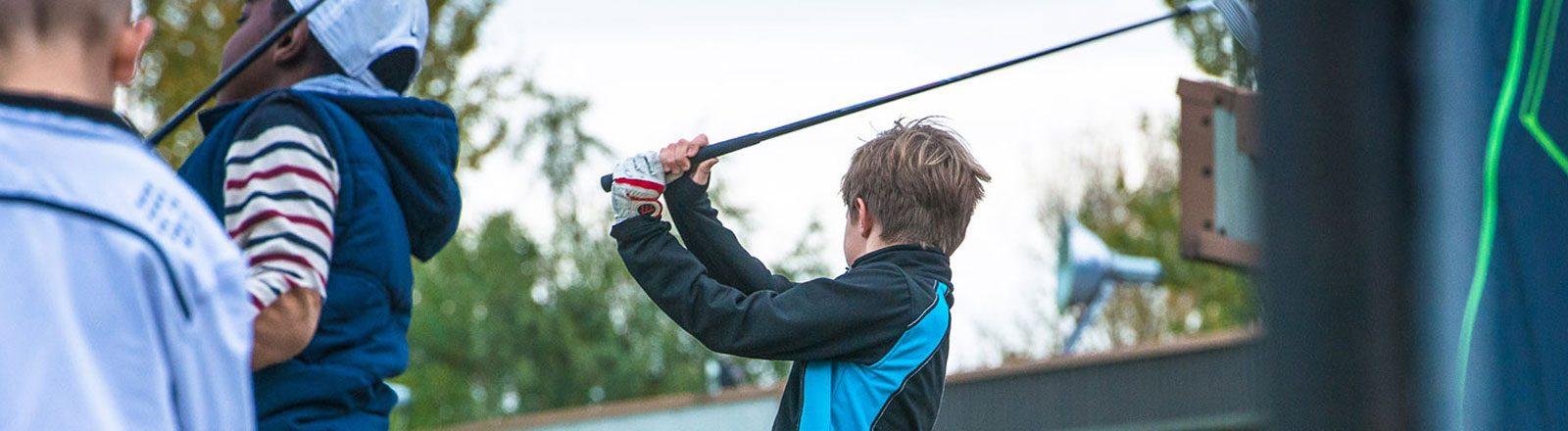 Junior Golf Swing